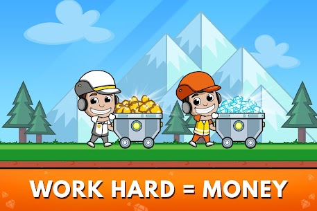 Idle Miner Tycoon MOD APK (Unlimited Everything) 4
