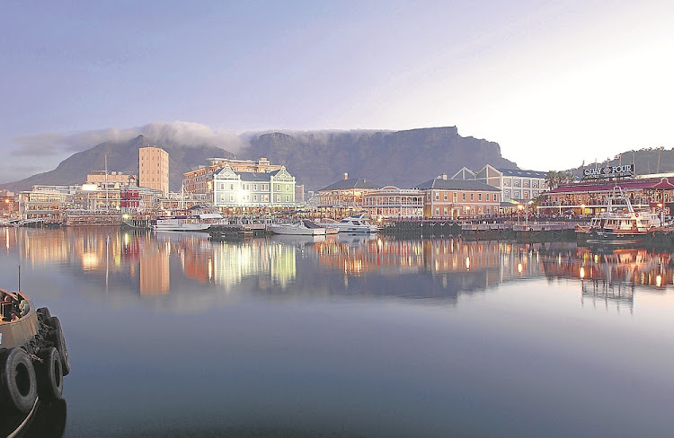 A view of Cape Town's Victoria & Alfred Waterfront. Picture: SA TOURISM
