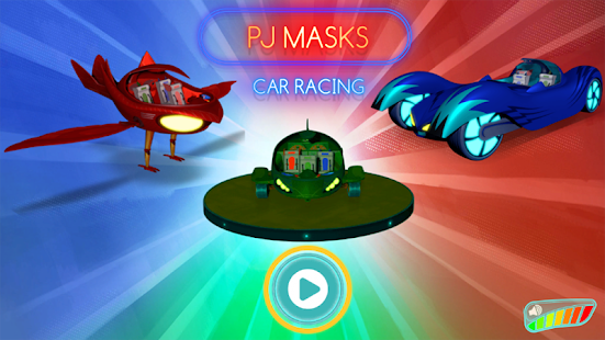 Pj Cars Racing Masks