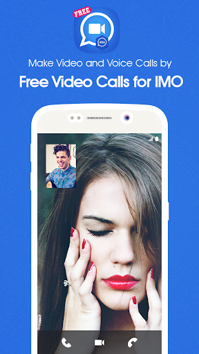 Download Free Video Calls for IMO prank Google Play