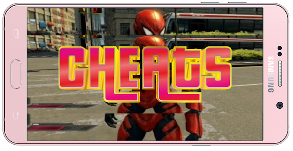 Cheats For MARVEL Spider-Man Unlimited 2017 - náhled