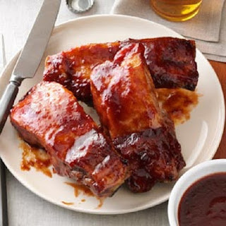 Slow Cooker Country-Style Ribs with Plum Sauce