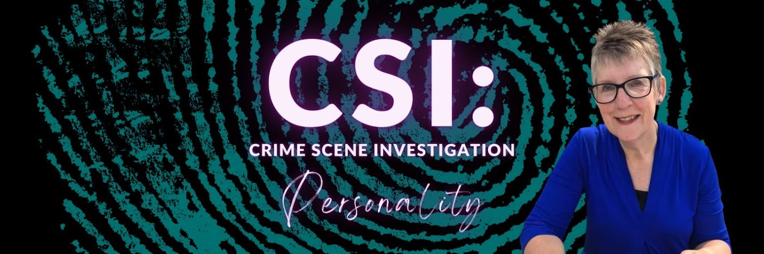 CSI Personality: Become The Detective Of Your Own Behavioural Profile!