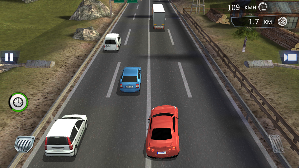 Super Speed Racing- screenshot
