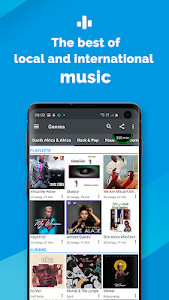 MusicTime! Music streaming app available on MTN 1.2.2