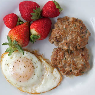 Pork Breakfast Sausage Patties.