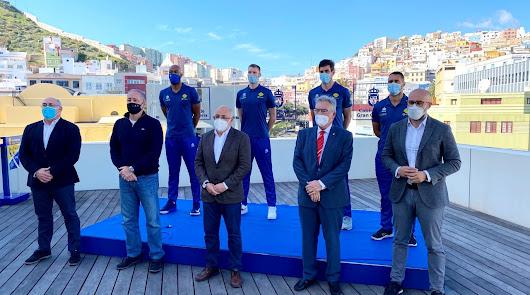La XLVI Copa del Rey de voleibol se presentó en sociedad en la Casa Palacio