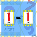 Matching Maths games for kids icon