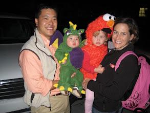 Photo: Chris, Tyler, Leah and Ruth