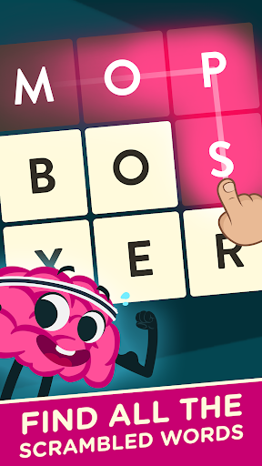 WordBrain game (apk) free download for Android/PC/Windows screenshot