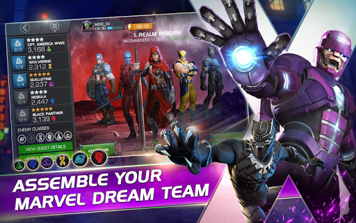 MARVEL Contest of Champions 17.1.5 screenshots 10