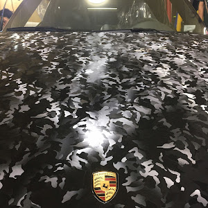 911 991MA175のカスタム事例画像 メシ<車さんの2020年07月21日18:50の投稿