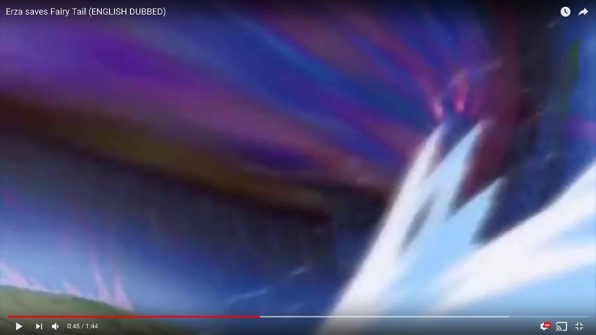 Jupiter canon blast by IreneBelserion69