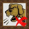 Stop dog barking 2 icon