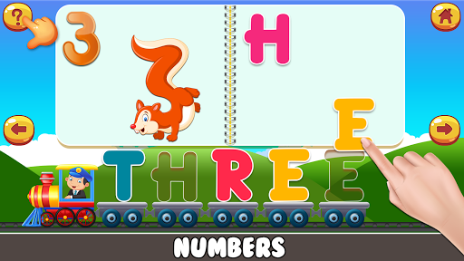 Learn English Spellings Game For Kids, 100+ Words. 1.7.5 screenshots 3
