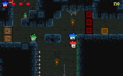 Mushroom Heroes