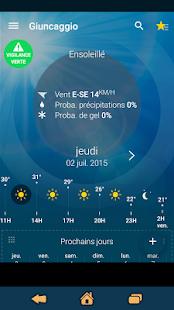 Météo-France - screenshot thumbnail