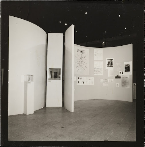 Installation view: Dada and Surrealism Reviewed, Hayward Gallery, 1978. Photo: Prudence Cuming Associates