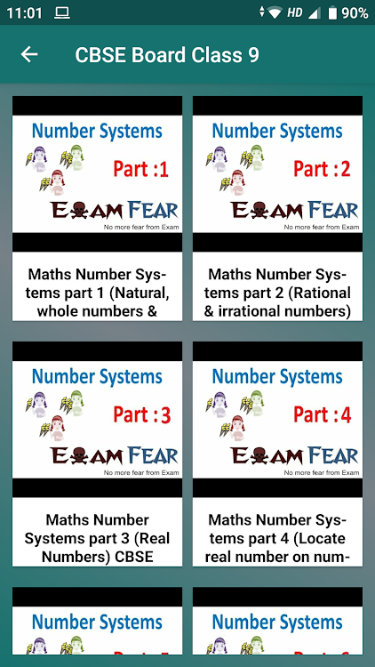 CBSE Board Class 9 – (Android Apps) — AppAgg