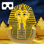 VR Ancient Egypt Train Ride (Google Cardboard) Android APK Download Free By Romale Game Studio