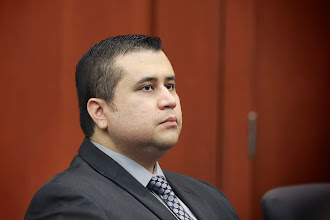 Photo: SANFORD, FL - JULY 10:  Defendant George Zimmerman sits in Semimole circuit court during his murder trial July 10, 2013 in Sanford, Florida. Zimmerman has been charged with second-degree murder for the 2012 shooting death of Trayvon Martin. (Photo by Joe Burbank-Pool/Getty Images)