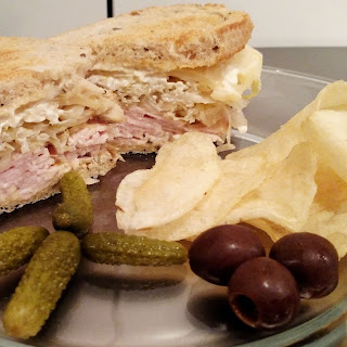 No-Grilling Turkey Reuben