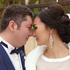 Wedding photographer Vladimir Valker (Valker). Photo of 29.11.2015