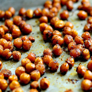 Roasted Garbanzos