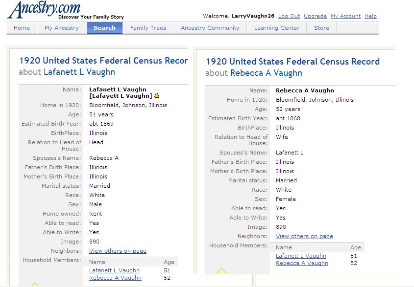 1920 Census Profile Lemuel and Rebecca Snider Vaughn.jpg