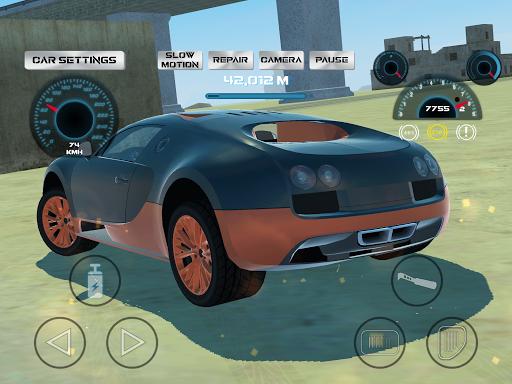 Super Sport Car Simulator  screenshots 11
