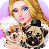 Pet Wedding Party Beauty Salon
