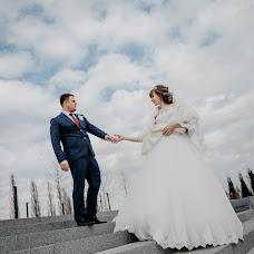 Wedding photographer Kseniya Voropaeva (voropusya91). Photo of 20.02.2018