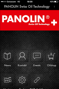 PANOLIN Swiss Oil Technology- miniature de capture d'écran