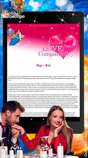 Virgo Daily Love Horoscope