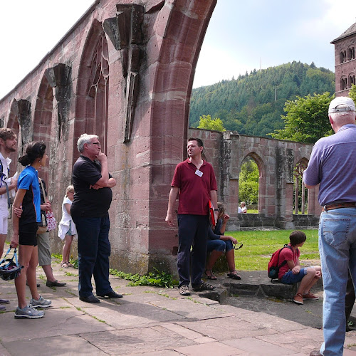 Klosterführung St. Peter und Paul im Schwarzwald