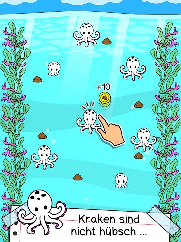 android Octopus Evolution - ???? Clicker Screenshot 4