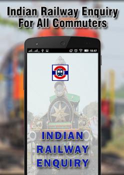 Indian Railways Enquiry IRCTC
