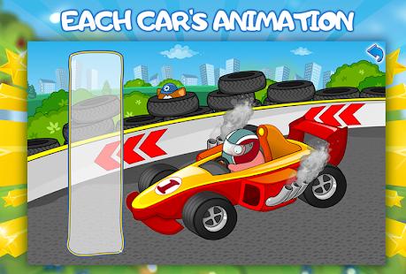 puzzle cars for kids 2 screenshot thumbnail