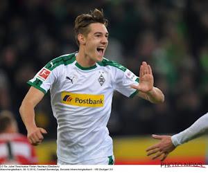 Le Borussia Mönchengladbach avec Hazard fait une mauvaise opération