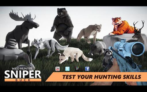 Wild Hunter Sniper Buck  screenshots 6