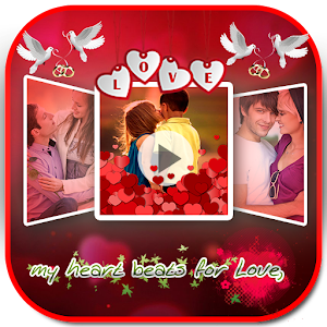 Love Video Maker with Song download