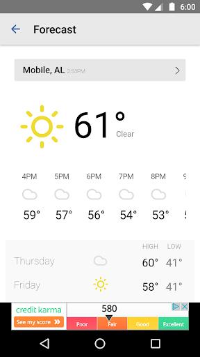 FOX10 Weather Mobile, Alabama v4.27.0.10 screenshots 3