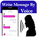Write Without Type : Write Message By Voice icon