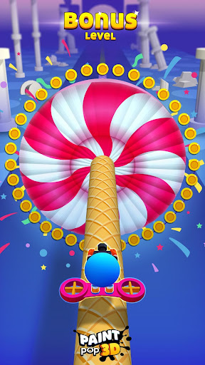 Paint Pop 3D - screenshot