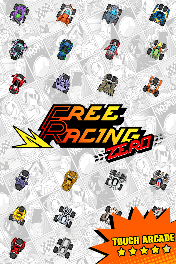FRZ: Free Racing Zero- screenshot
