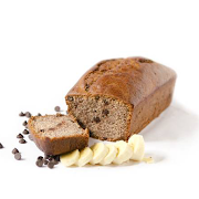 Mini Banana Chocolate Chip Loaf