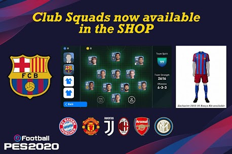 eFootball PES 2020 Apk Download For Android and Iphone 2