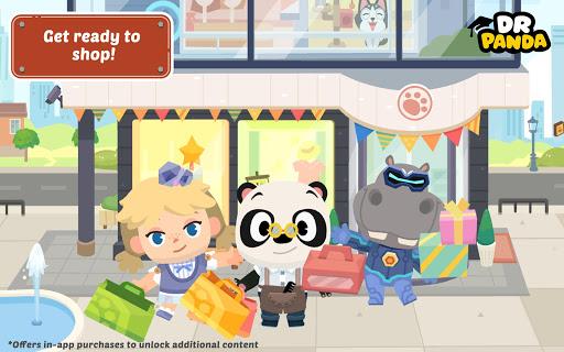 Dr. Panda Town: Mall 1.3 screenshots 11