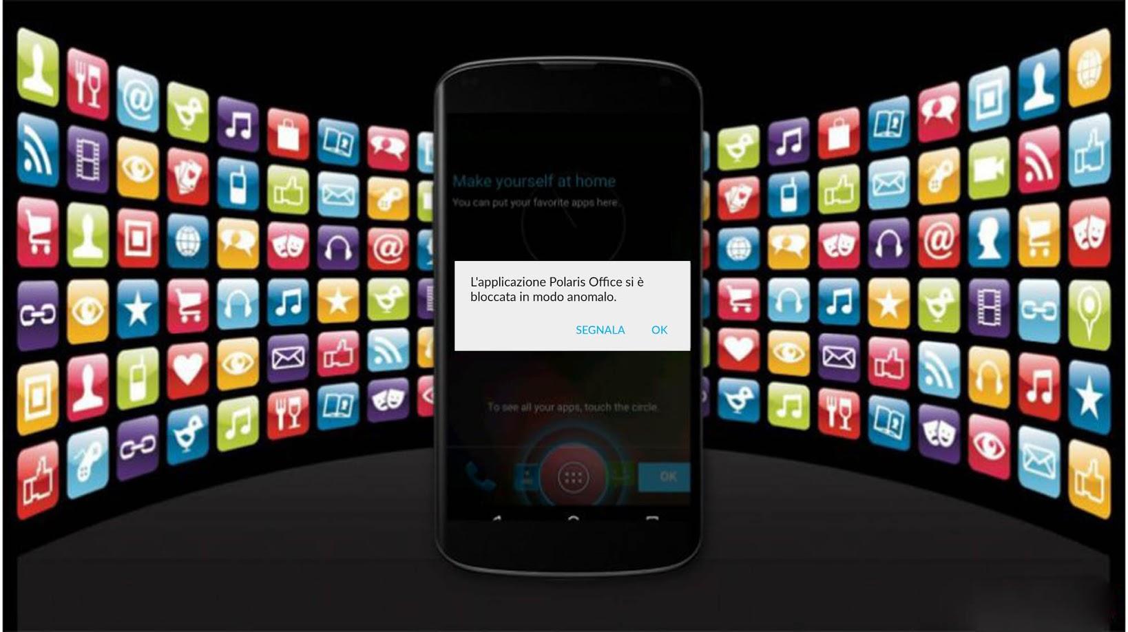Come risolvere l'errore: L'app si è bloccata in modo anomalo