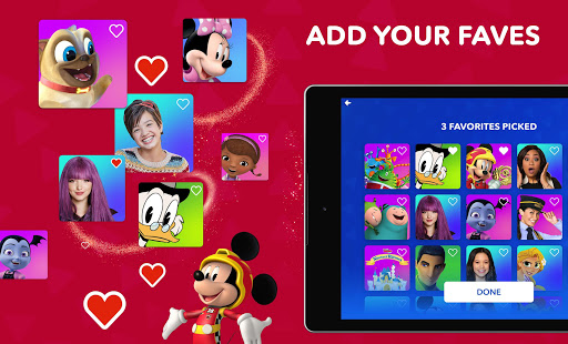 DisneyNOW u2013 TV Shows & Games 4.2.15.325 screenshots 13